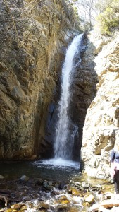 Myllomeris waterfall