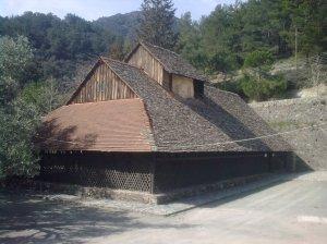 Panagia Araka church