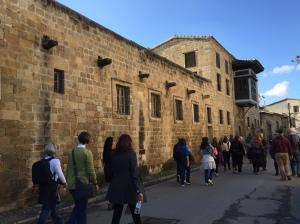 outside House of Hadjigeorgakis Kornesios