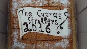 Cyprus Strollers Vasilopitta
