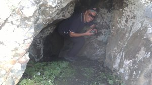 Alex, last survivor out of the cave
