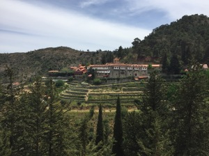 Mahairas-monastery