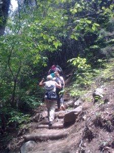 Caledonian-climb